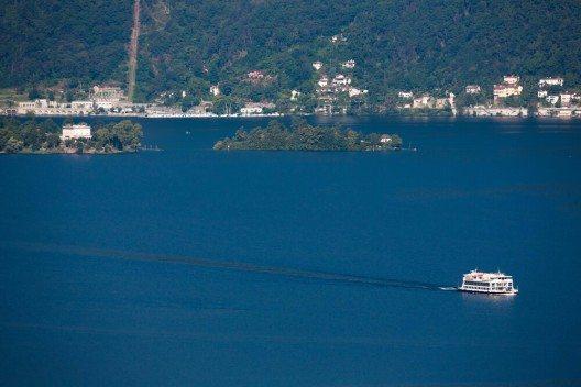 Die Brissago-Inseln im Lago Maggiore (Bild: © msgrafixx - shutterstock.com)