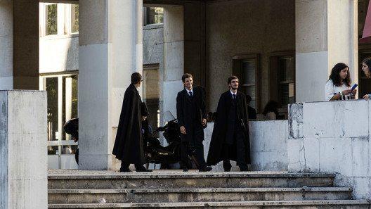 Wie die Zauberlehrlinge: Coimbras Studenten. (Bild: © Julia Schattauer / bezirzt.de)
