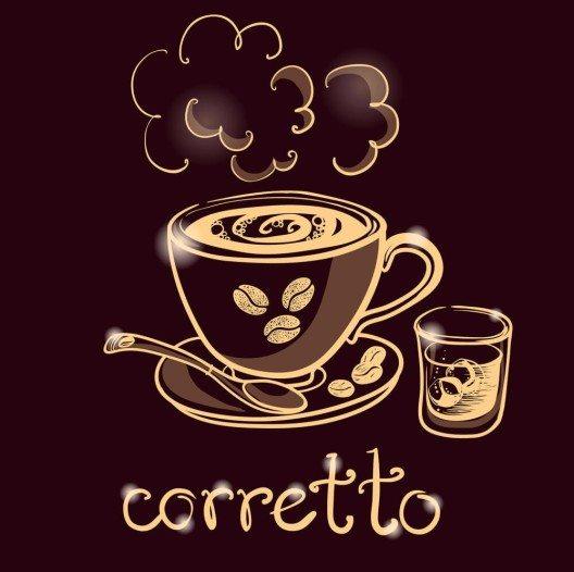 Ein Caffè Corretto wird nach einem deftigen Abendessen sehr geschätzt. (Bild: © Dinkoobraz - shutterstock.com)