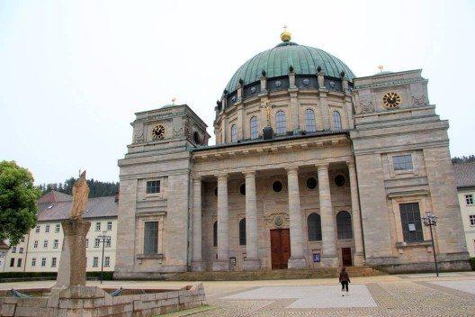 Der Dom in St.Blasien (Bild: © LENS-68 - shutterstock.com)