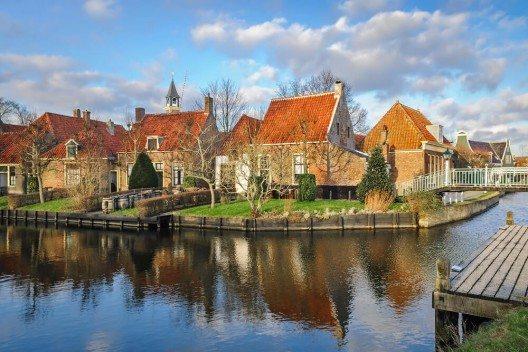 Noch bis zum 25. Oktober dauert die Freiluftsaison im Zuiderzeemuseum in Enkhuizen an. (Bild: © Natalia Paklina - shutterstock.com)