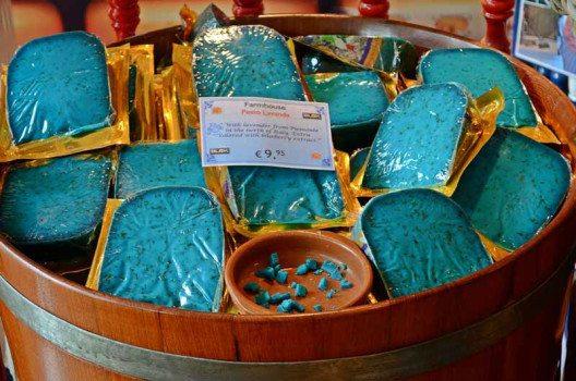 Blauer Käse in Amsterdam. (Bild: © Julia Schattauer / bezirzt.de)