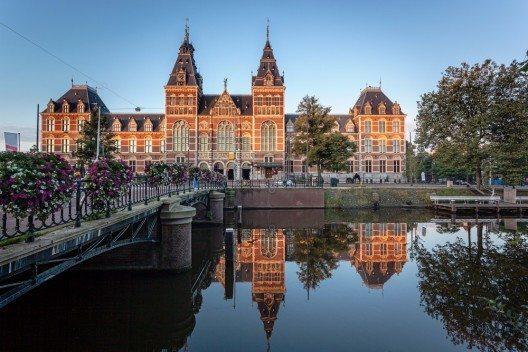 Das Rijksmuseum (Bild: © Shahid Khan - shutterstock.com)