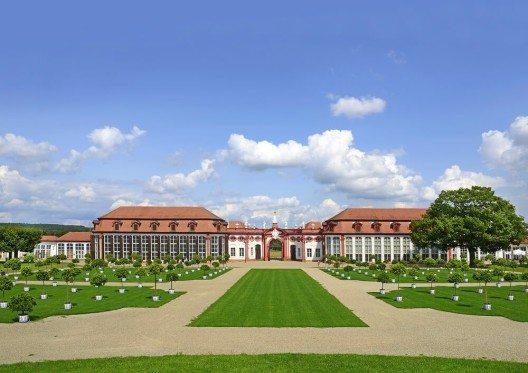 Das Schloss Seehof in Memmelsdorf (Bild: © Pecold - shutterstock.com)