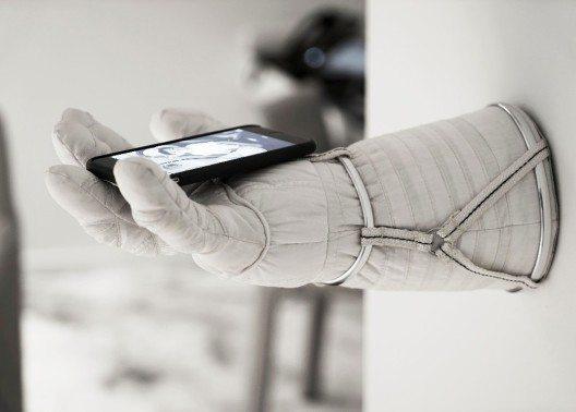 Space Handschuh (Bild: © Kameha)