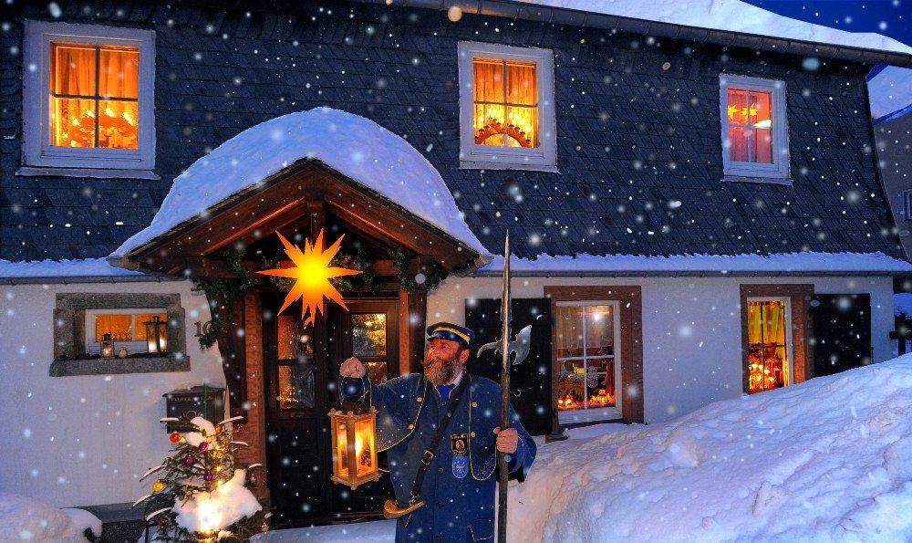 zauberhafte weihnachten im erzgebirge. Black Bedroom Furniture Sets. Home Design Ideas