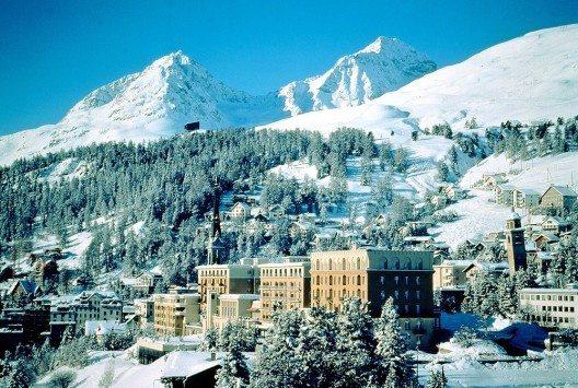 Im Kulm Hotel St. Moritz (Bild: © ENGADIN St.Moritz By-line: swiss-image.ch - Hotel Kulm)