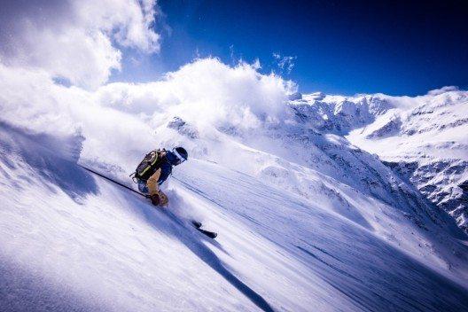 Gasteinertal im Winter (Bild: © Gasteinertal Tourismus)