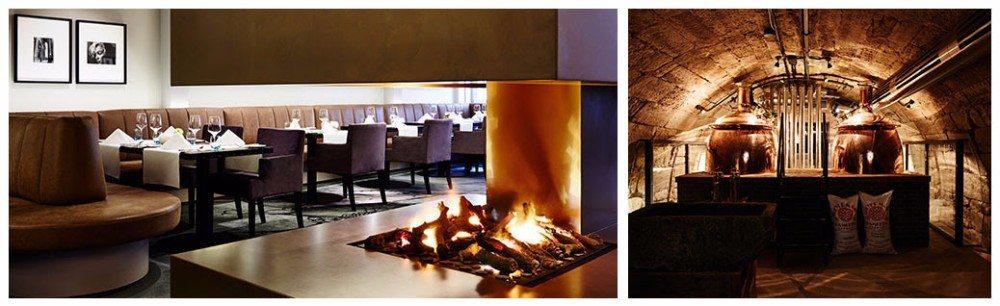 Auf kulinarischer weltreise 5 design hotels f r gourmets for Designhotel duderstadt