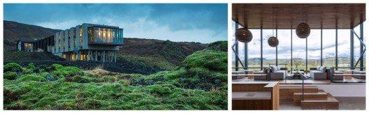 ION Luxury Adventure Hotel - Selfoss - Island (Bild: © Design Hotels™)