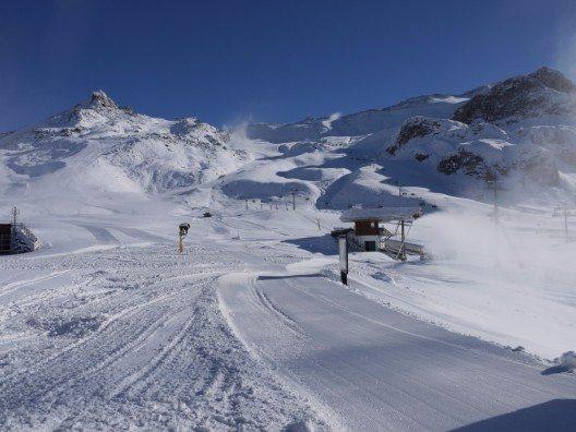 Zur Saisoneröffnung findet das Mega Event in diesem Jahr in Ischgl in Österreich statt. (Bild: © Silvrettaseilbahn AG)