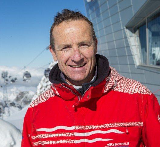 Skischulleiter Thomas Kraus (Bild: © Kitzsteinhorn – Gletscherbahnen Kaprun AG)