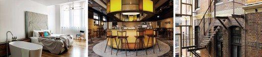 The Old Clare Hotel - Sydney - Australien (Bild: © Design Hotels™)