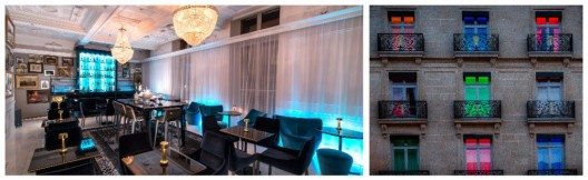 Vertigo Hotel - Dijon - Frankreich (Bild: © Design Hotels™)