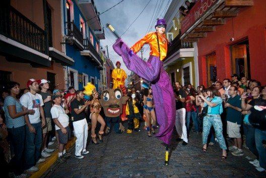 Puerto Rico: San Sebastian Street Festival