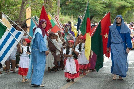 Puerto Rico: Festival de las Máscaras