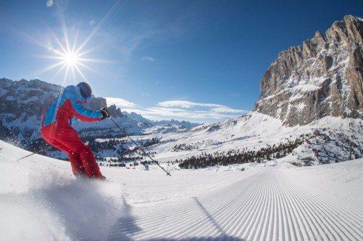 Dolomiti Superski, der weltgrösste Skipassverbund.