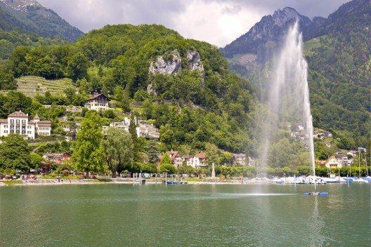 Am meisten Hotel für ihr Geld bekommen Buchungskunden in St. Gallen. (Bild: © photolike - shutterstock.com)