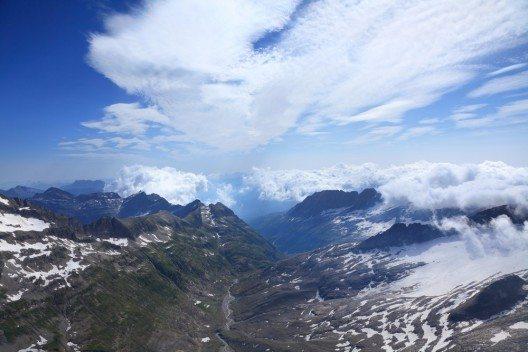 Das höchste Gebirge im Tessin (Bild: © Dim154 - shutterstock.com)