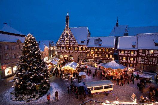 Weihnachtsmarkt Forchheim (Bild: © Stadt Forchheim / flickr.com / Alle Recht vorbehalten)