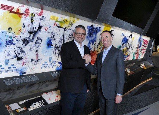Fifa Museum, Martin Sturzenegger und Stefan Jost