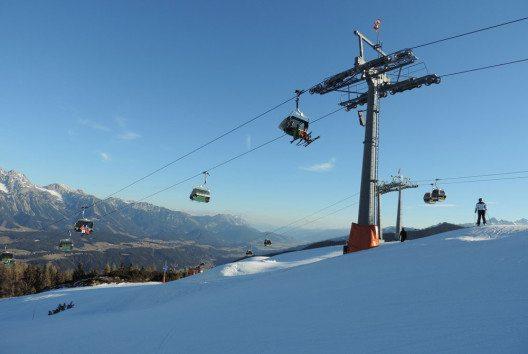 Auf der Schladminger 4-Berge-Skischaukel herrschen bereits optimale Pistenverhältnisse. (Bild: Reiteralm Bergbahnen)