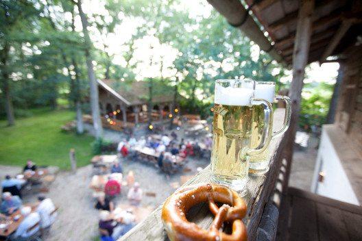 Viele kleine Ortschaften rund um Bad Füssing bieten sich für Erholungspausen an. (Bild: Moritz Attenberger)