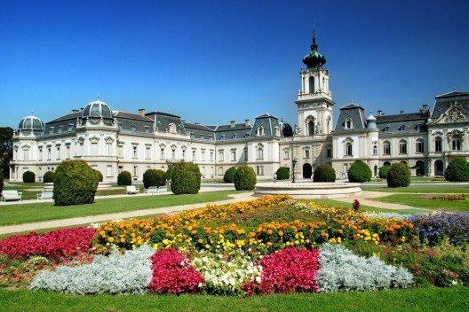 Das Schloss Festetics (Bild: © Ales Liska - shutterstock.com)