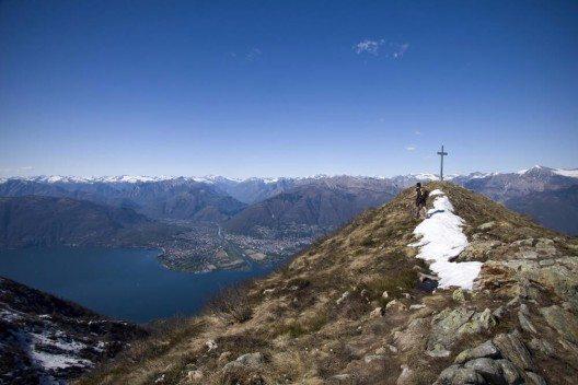 Der Monte Tamaro (Bild: © chiakto - shutterstock.com)