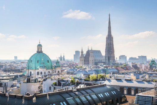Wer einen leistbaren Studienplatz in Sachen Wohnung und Lebensunterhalt sucht, ist z.B. in Wien genau richtig. (Bild: © mRGB - fotolia.com)