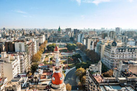 Buenos Aires (Bild: © Henrik Dolle - fotolia.com)