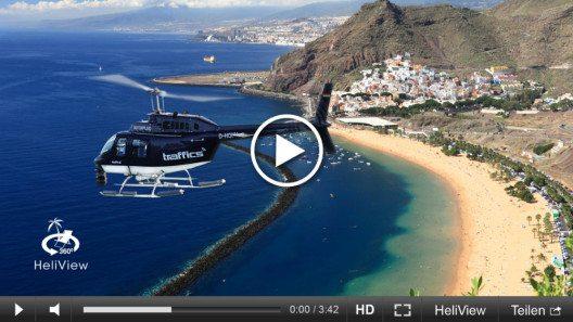 Drohnenvideos helfen bei der Reiseplanung. (Bild: Wilde & Partner)