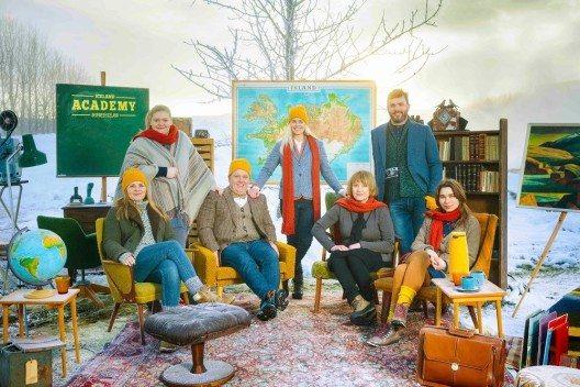 """Das Expertenteam der """"Iceland Academy"""" besteht aus acht erfahrenen und sachverständigen """"Tutoren""""."""