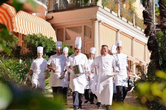 Das Grand Hotel Villa Castagnola