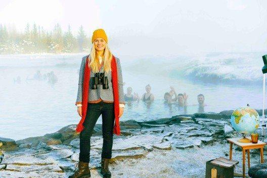 """Island ist bekannt für seine Badekultur und die """"Hot Tubs"""" genannten Warmwasserbecken."""
