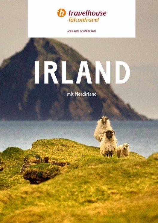 Romantische Landschaften in unzähligen Grün-Tönen, Mystik, Musik und eine herzlichen Bevölkerung – dafür steht Irland. (Bild: © Hotelplan Suisse)