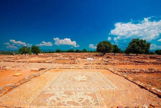 Griechenland und die Antike sind untrennbar miteinander verbunden. (Bild: Halkidiki Tourismboard)