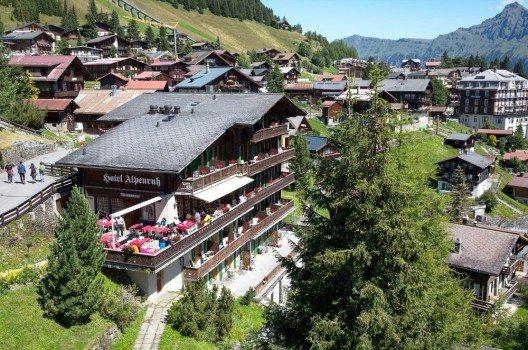 (Bild: © Hotel Alpenruh)