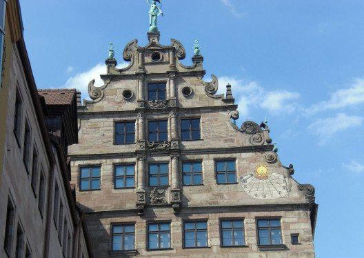 Fembohaus in Nürnberg (Bild: MarcelBuehner, Wikimedia, CC)
