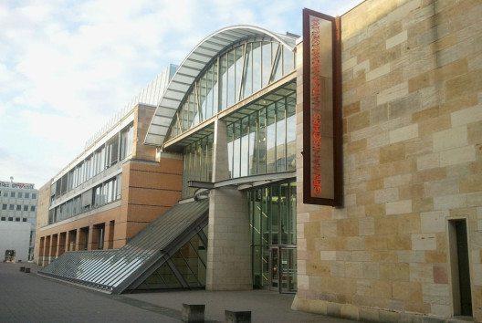 Haupteingang des Germanischen Nationalmuseums in Nürnberg (Bild: KaterBegemot, Wikimedia, CC)