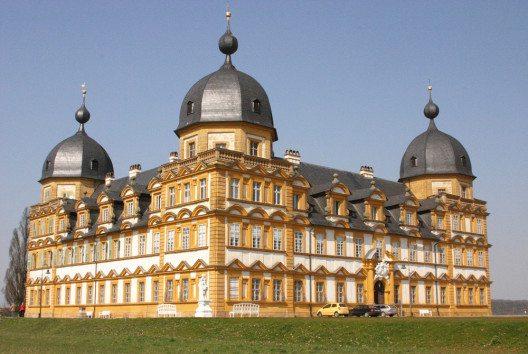 Schloss Seehof (Bild: Tourismuszentrale Fränkische Schweiz)