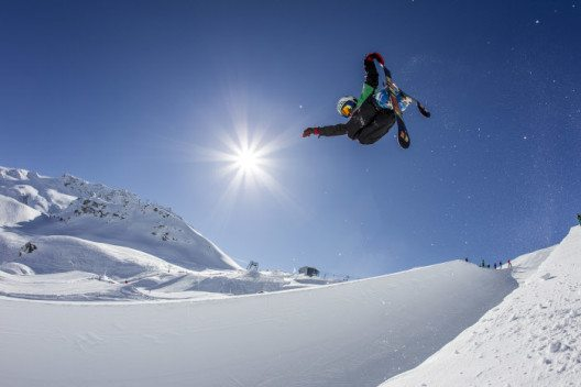 (Bild: © ENGADIN St. Moritz By-line:swiss-image.ch/Andrea Badrutt)