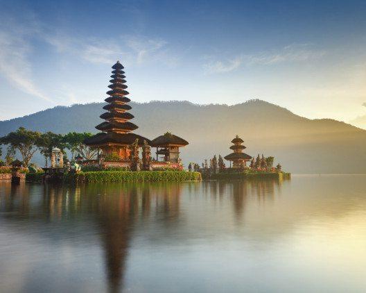 Pura Ulun Danu Bratan – Wassertempel auf Bali