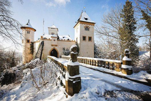 Schloss Greifenstein (Bild: Tourismuszentrale Fränkische Schweiz /Trykowski)