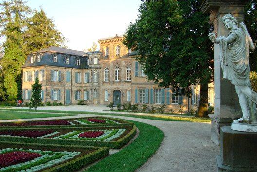 Schloss Eckersdorf (Bild: Gemeinde Eckersdorf)