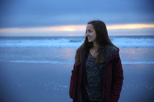 Mara Molitor (21) war sechs Monate lang als Reisetesterin tätig. (Bild: UNIQ)