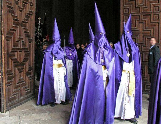 Palmsonntags-Prozession in Valladolid, Spanien (Bild: Luis Fernández García, Wikimedia, CC)