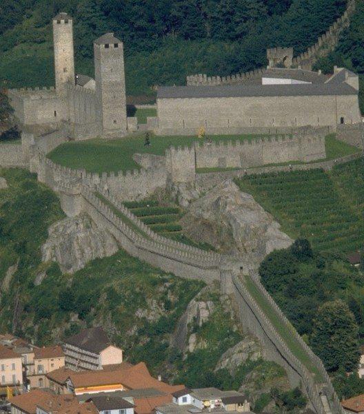 Castelgrande (Bild: Ticino Turismo)