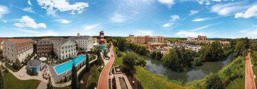 Alle Europa-Park Hotels wurden mit dem Travellers' Choice Award für Familienhotels ausgezeichnet. (Bild: Europa-Park)
