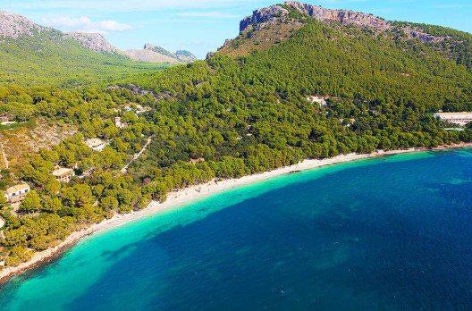 Playa Formentor (Bild: fincallorca)